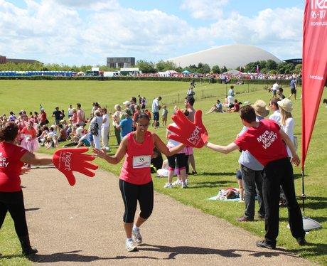 Race For Life 2014 - Milton Keynes