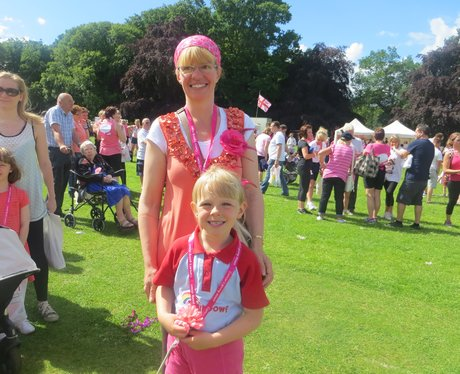Race For Life 2014 - Northampton