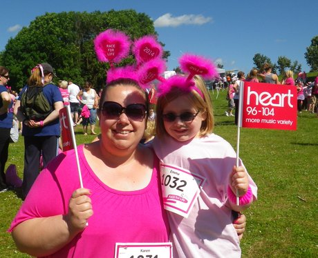 Race For Life 2014 - Welwyn