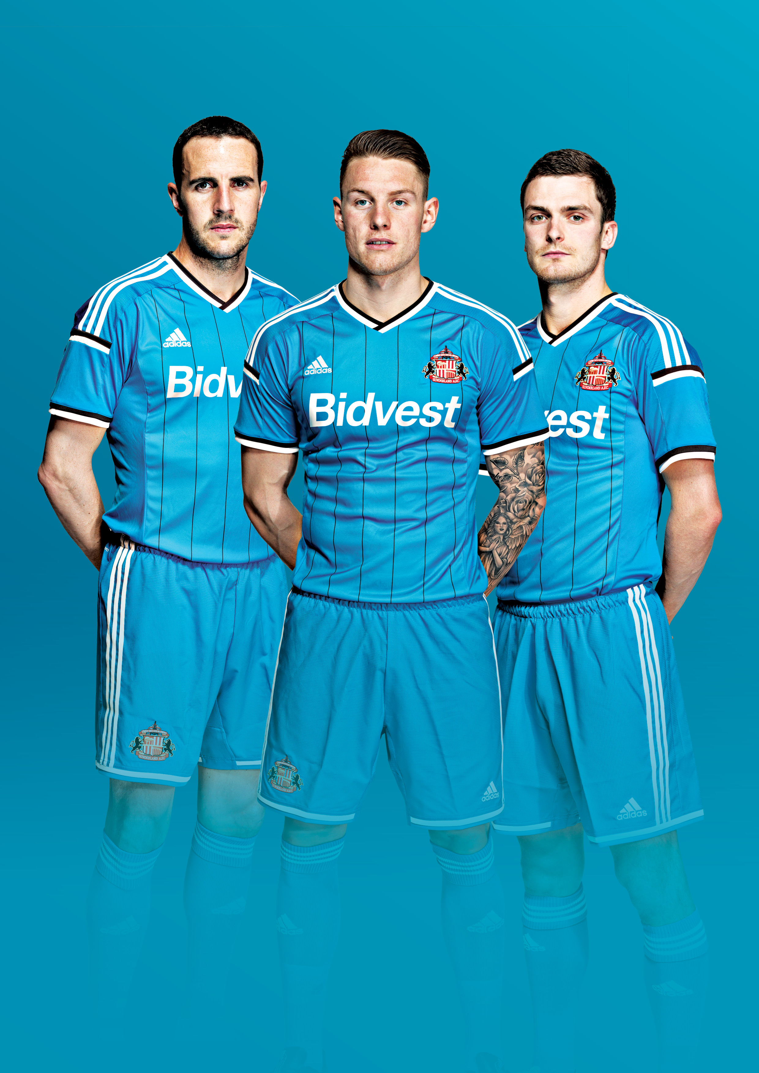 Sunderland AFC away kit 2014-15