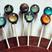 Image 4: Solar System Lollipops