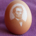 Image 5: Portrait of Lincoln, Etched Eggshell