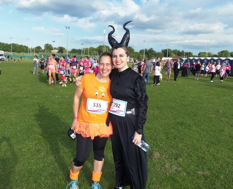 Basingstoke Race for Life - Part One