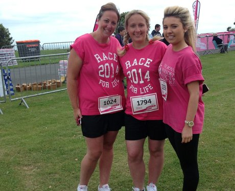 Race For Life Folkestone