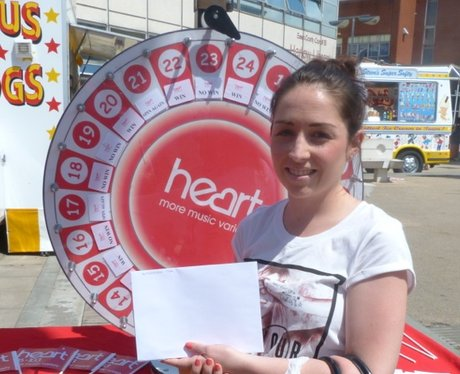 Heart Angels: Mariott Hotel Promotion in Harlow (1