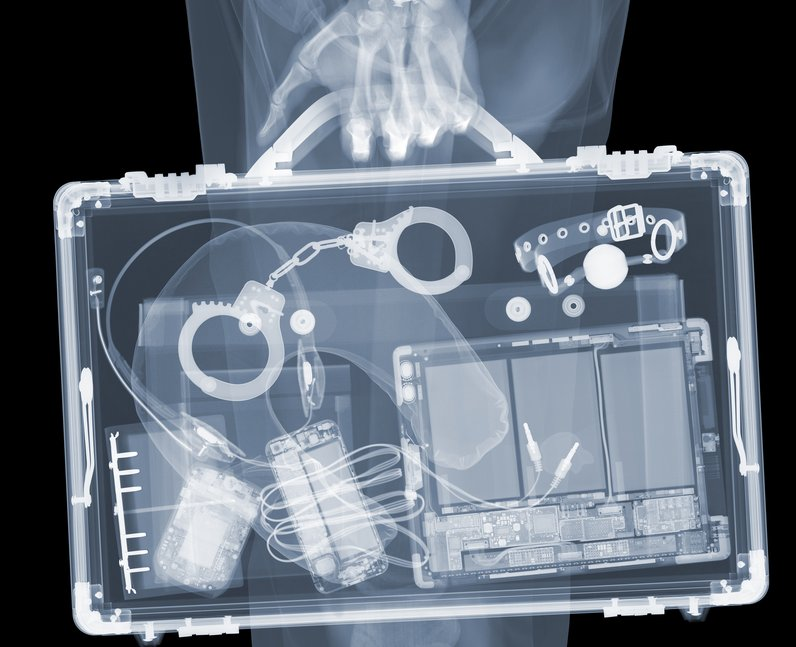 X Ray Art By Nick Veasey