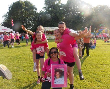 Wolverhampton: Pink Ladies