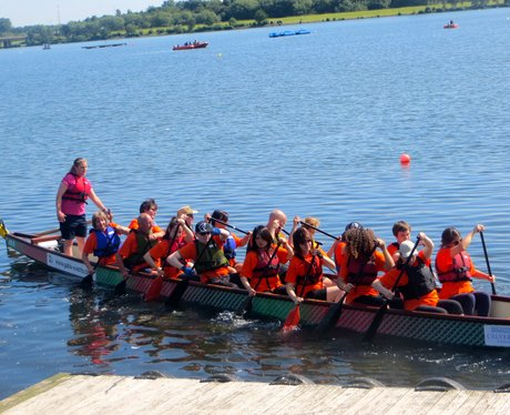 Dragon Boat Race 2014