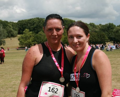 Heart Angels: Pretty Muddy Basildon Part Two (28 J