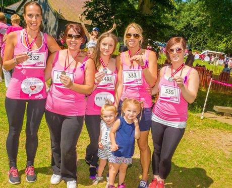 Race for Life Bury St Edmunds 2014 AM