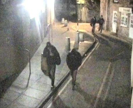 Cavendish house robbery