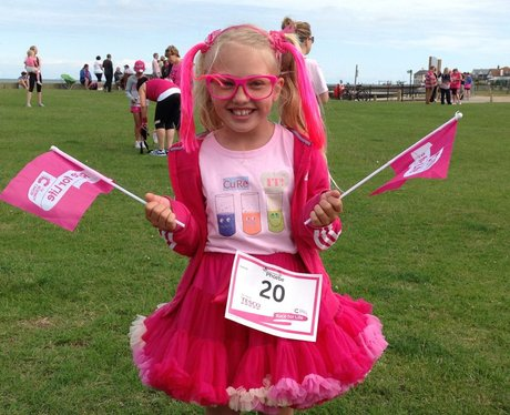 Heart Angels: Herne Bay Race For Life - Fancy Dres