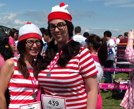 Heart Angels: Herne Bay Race For Life - The Medals