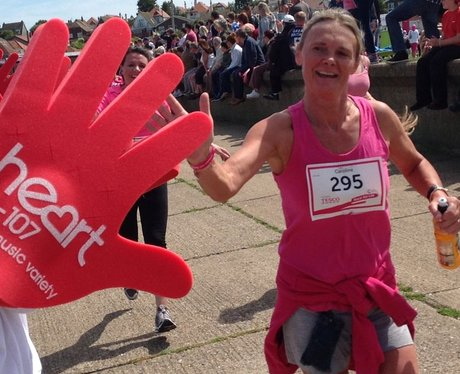Heart Angels: Herne Bay Race For Life - The Race (