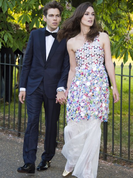 James Righton and Keira Knightley Serpentine Summe