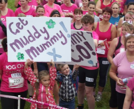 Pretty Muddy Coventry: Start