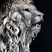 Image 8: A lion made of scrap metal
