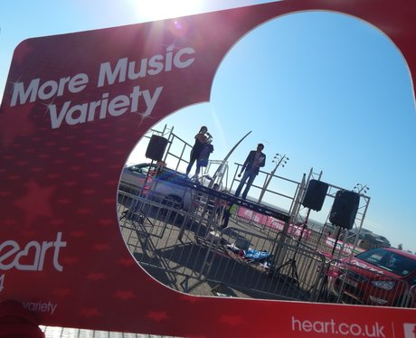 Heart Angels: Blackpool RFL 9th July, Part 2