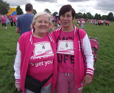 Heart Angels: Bristol Race For Life - The Ladies (