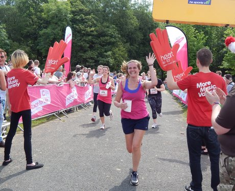 Heart Angels: Heaton Park RFL Saturday 12th Part 2