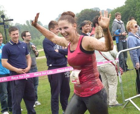 Heart Angels: Maidstone Pretty Muddy - The Race (1