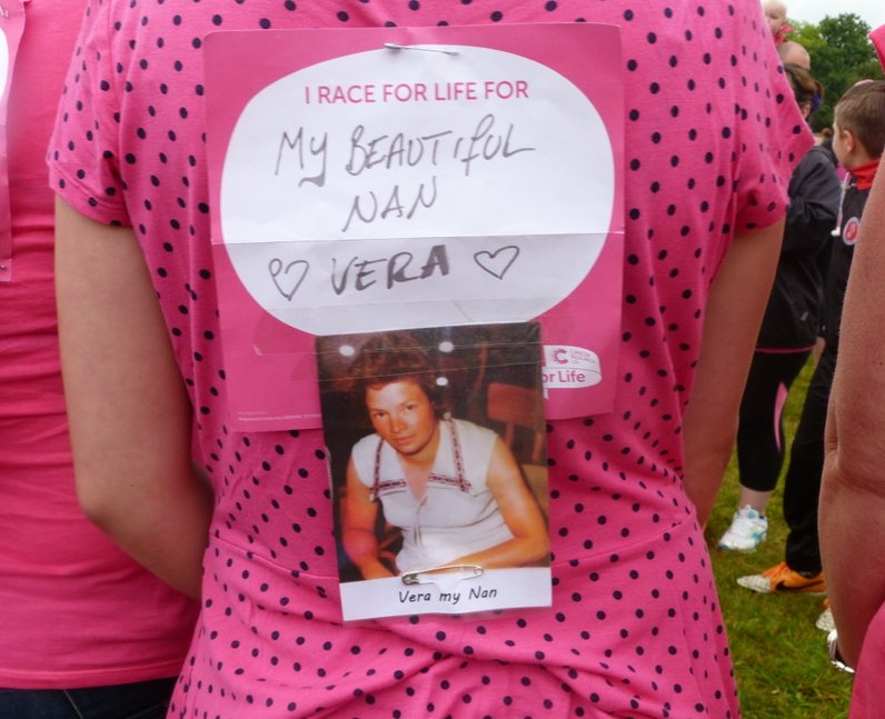 Heart Angels: Race For Life Chelmsford Part 3 (6 J
