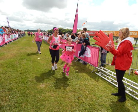 Heart Angels: Haydock RFL, 13th July, Part 2