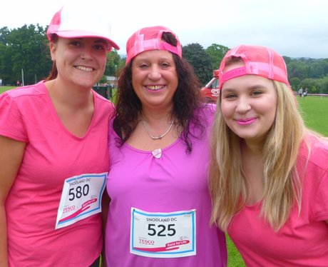 Heart Angels: Maidstone Race For Life 10k - Pre-Ra