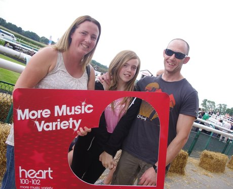Heart Angels: Sedgefield Racecourse