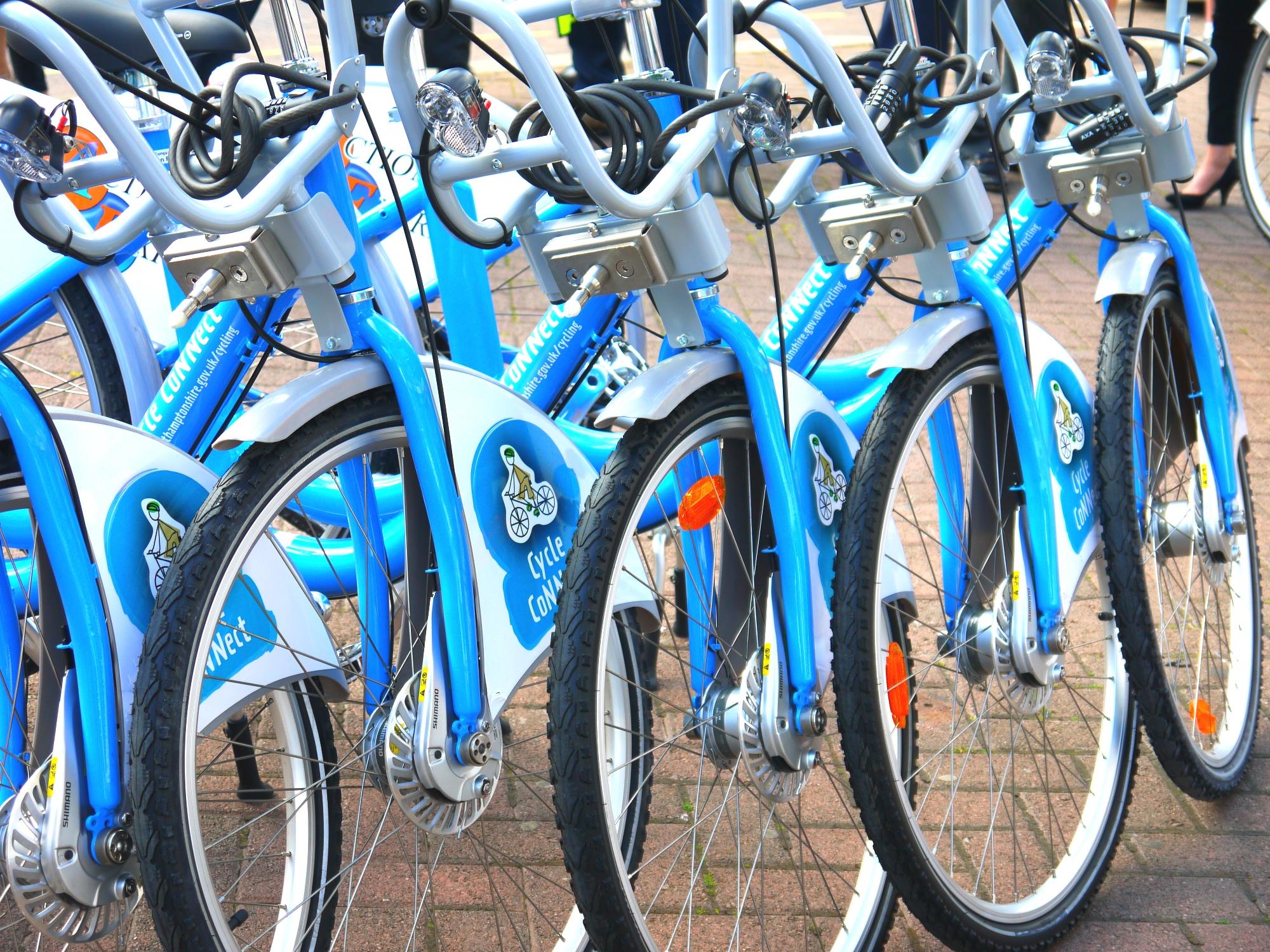 Northampton Cycle Connect 1