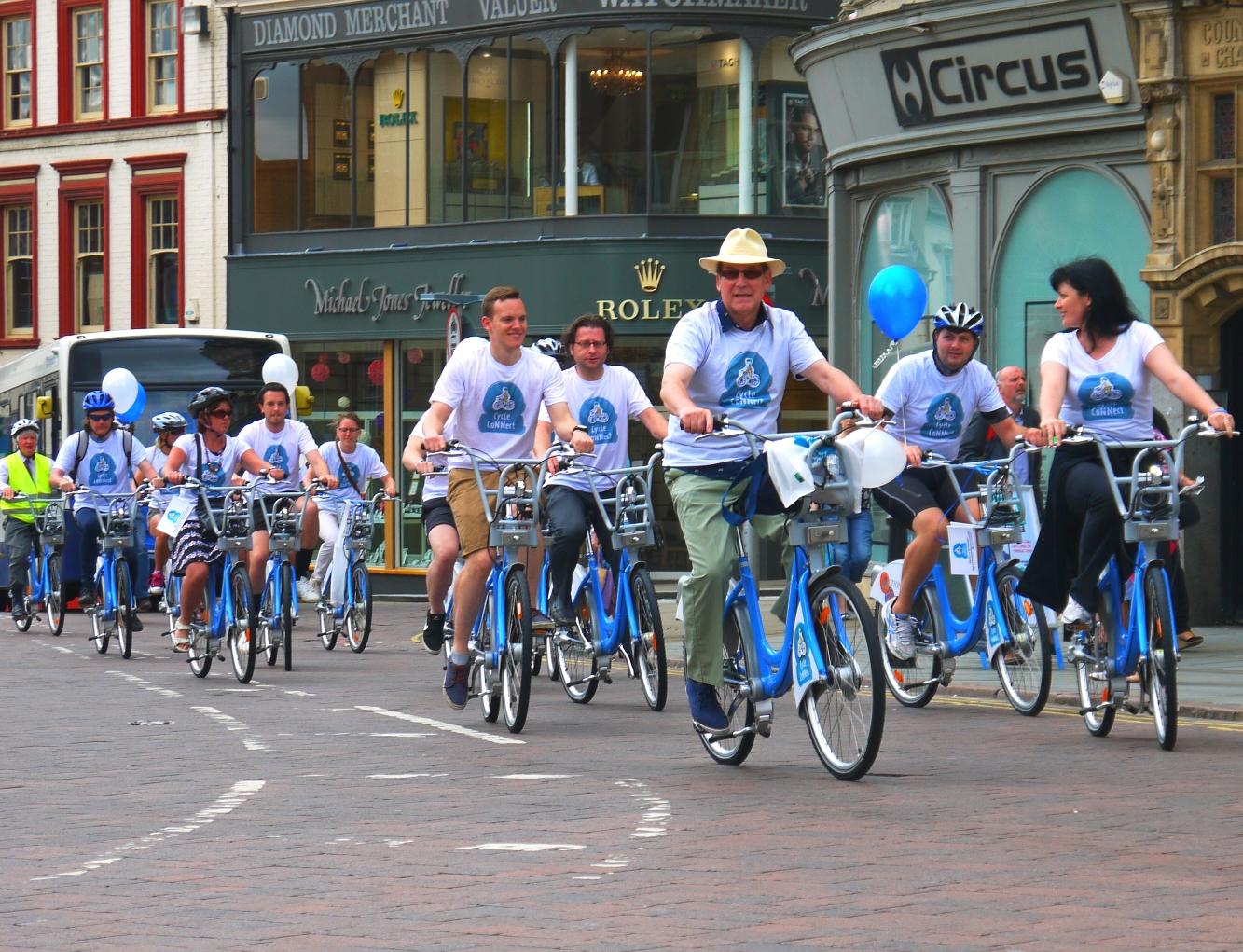 Northampton Cycle Connect 3