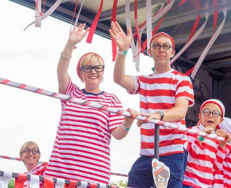 Stowmarket Carnival 2014