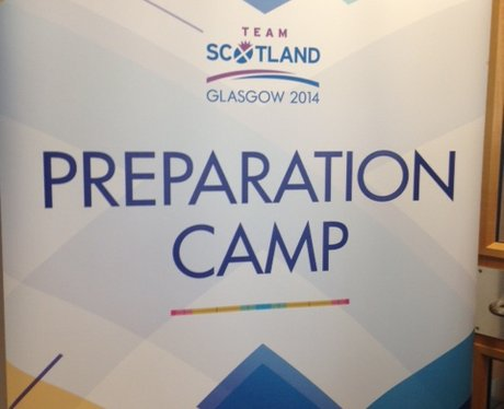 Team Scotland Training Camp