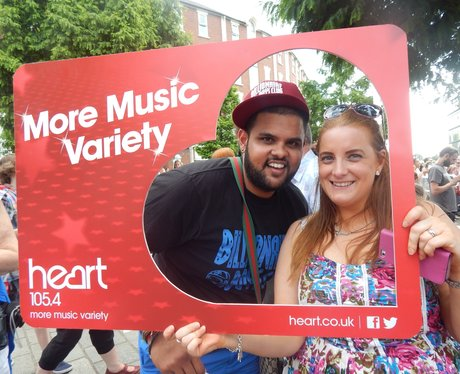 Heart Angels: Liverpool Giants 25th July 2014 Part