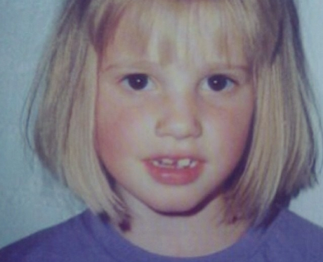 Guess the childhood photo