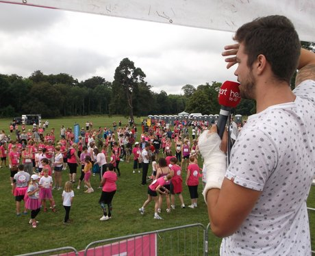 Race For Life Cirencester - The Day
