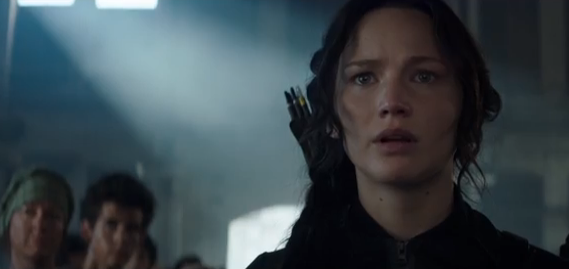 Jennifer Lawrence, The Hunger Games: Mockingjay
