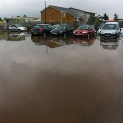 Fenland Flooding