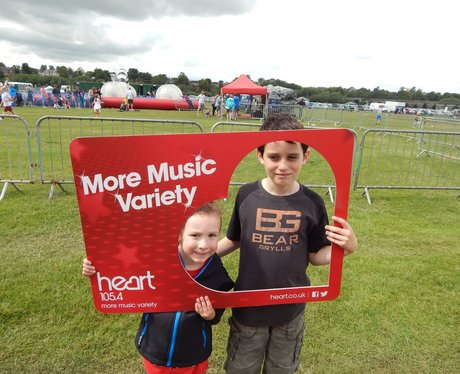 Heart Angels: Chester Racecourse Family Day Part T