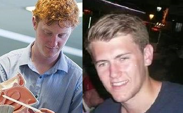 Neil Dalton and Aidan Brunger killed in Malaysia