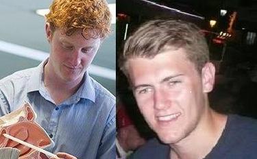 Neil Dalton and Aidan Brunger killed in Malaysia