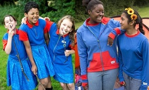 guides uniform
