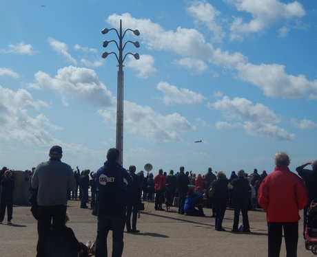 Heart Angles at Blackpool Air Show - Part Four