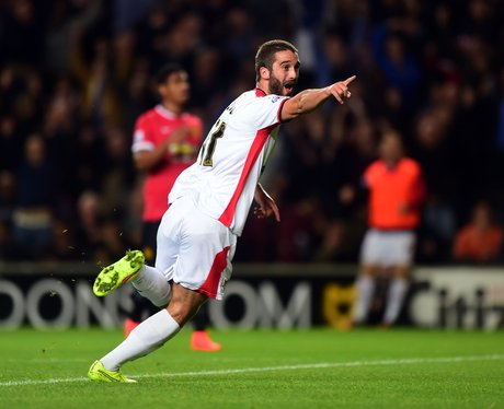 MK Dons v Manchester United