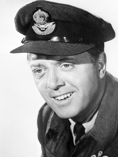 Richard Attenborough in The Great Escape