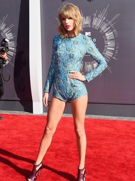 Taylor Swift MTV VMAs 2014 Red Carpet