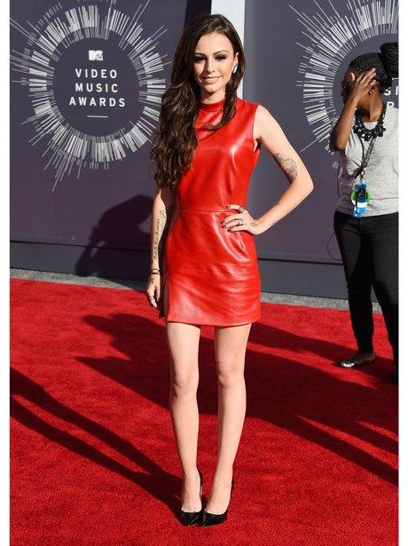 Cher Lloyd red carpet