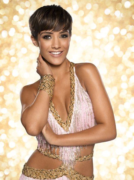 Frankie Sandford Strictly Come Dancing 2014