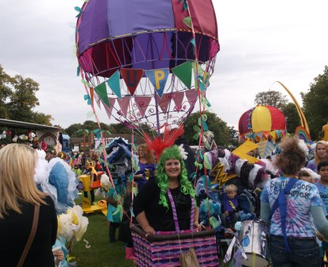 Heart Angels: Devises Carnival (30th August)
