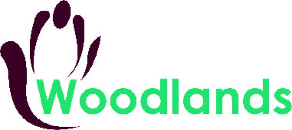 logo, woodlands